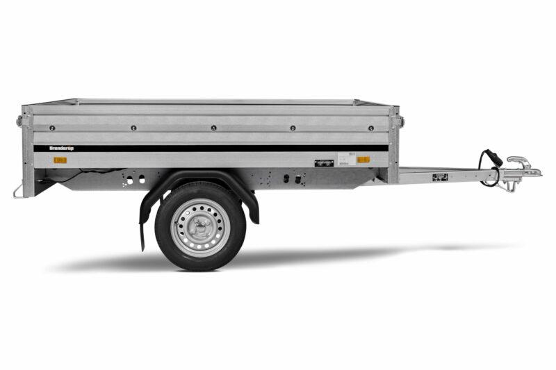 Brenderup trailer 3205S UB 750kg