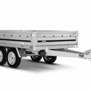 1000kg trailer med bremser fra Brenderup 3251STB