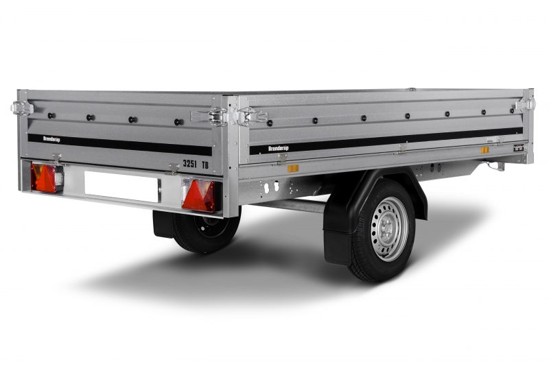 Brenderup trailer 3251SUB 750kg