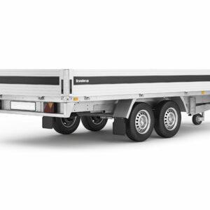 Brenderup trailer 5420ATB 3500kg ekstra bred trailer