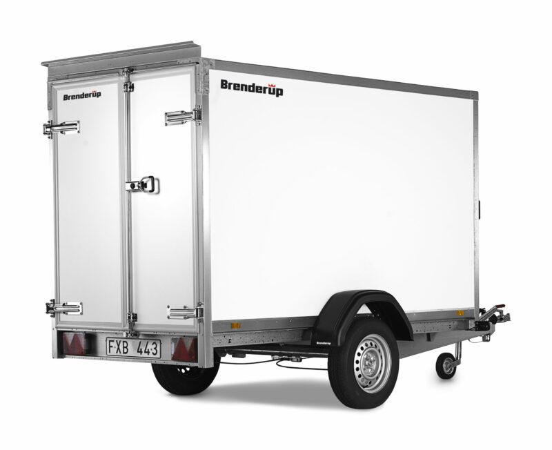 Brenderup trailer 7260BD 1300 kg