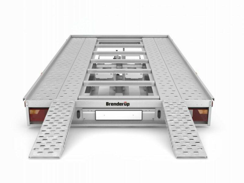 Brenderup trailer AT3000 HBTB