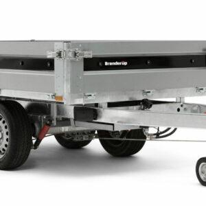 Brenderup trailer 4260STB 1200kg