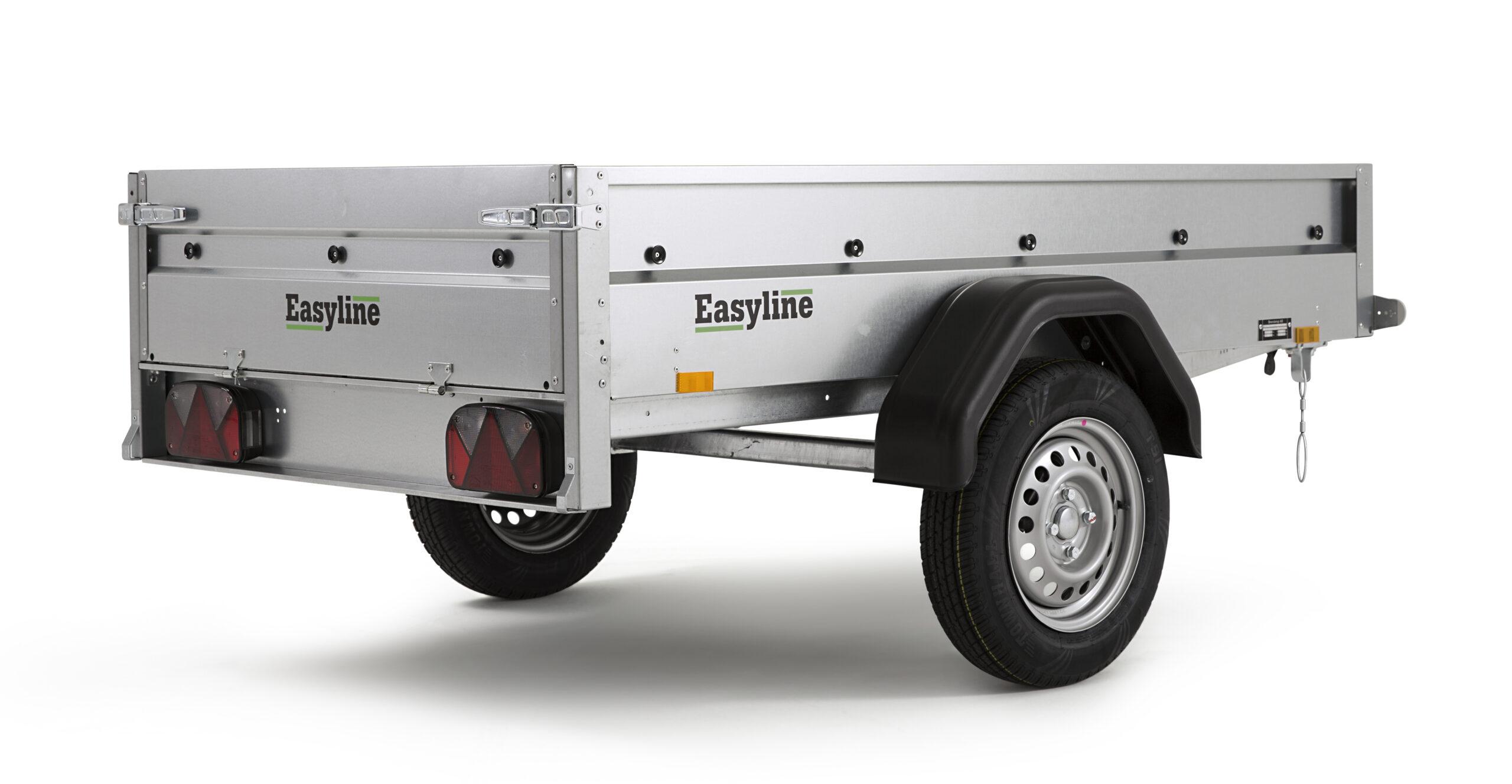 Easyline trailer ES200sub 500kg