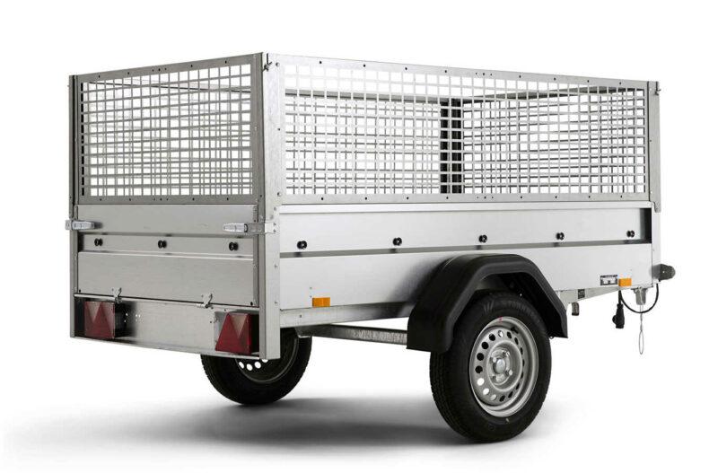 Netsider 50 cm til Brenderup trailer 1203