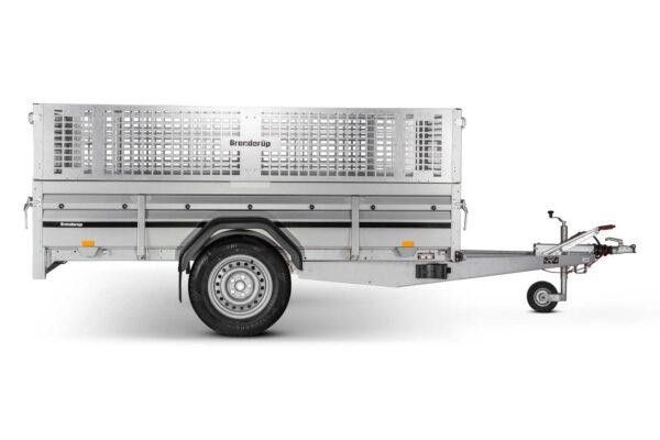 Netsider 80 cm til Brenderup trailer 2300