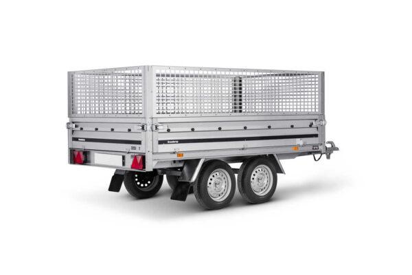Netsider 50 cm til Brenderup trailer 3251