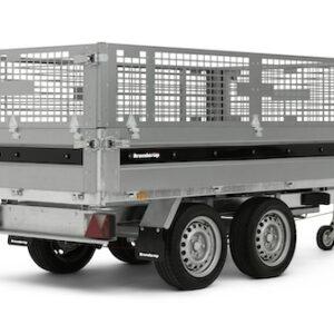 Netsider 50 cm til Brenderup trailer 4310