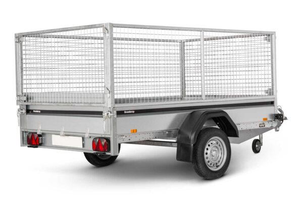 Netsider 80 cm til Brenderup trailer 2260