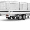 Netsider 80 cm til Brenderup trailer 5325