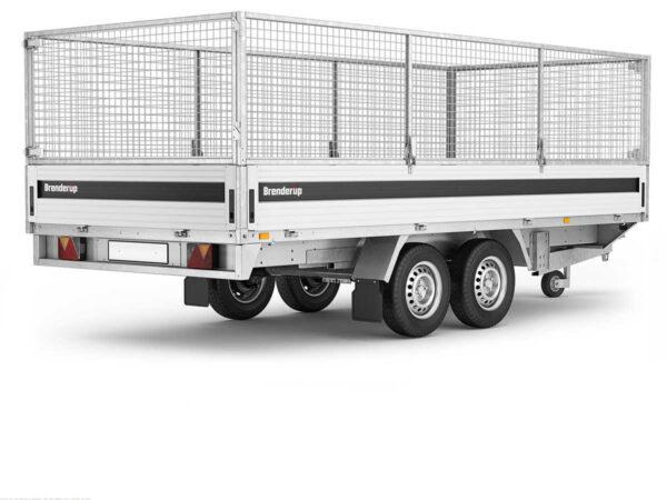 Netsider 80 cm til Brenderup trailer 5375