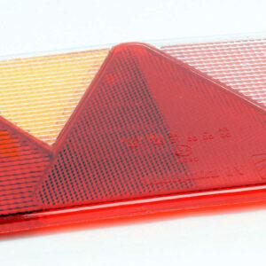 Baglygteglas til venstre side til en Multipoint IV