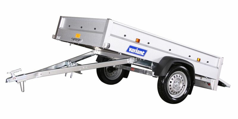 Variant 205 S1 Tip 500kg Fritidstrailer