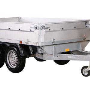 Variant 2015 P2 Semi-Pro Trailer 1300-2000kg