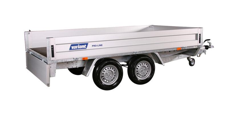 Variant 2018 P3 Pro-line trailer 1300-2000kg
