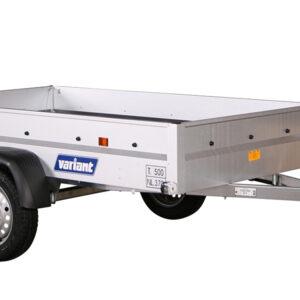 Variant 220 S1 500 kg Fritidstrailer