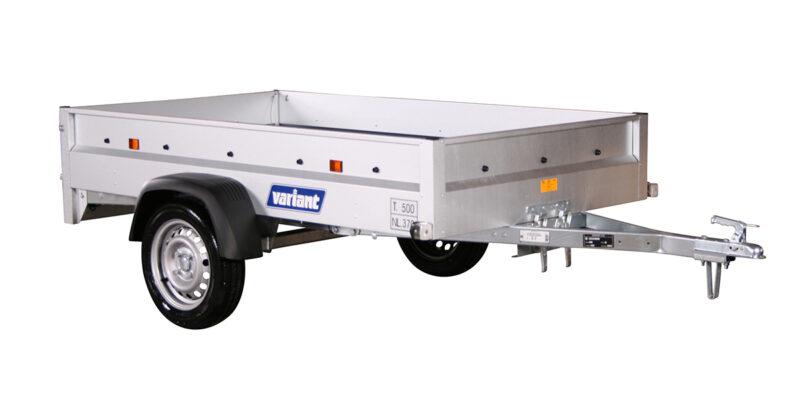 Variant 220 S1 Tip 500 kg Fritidstrailer
