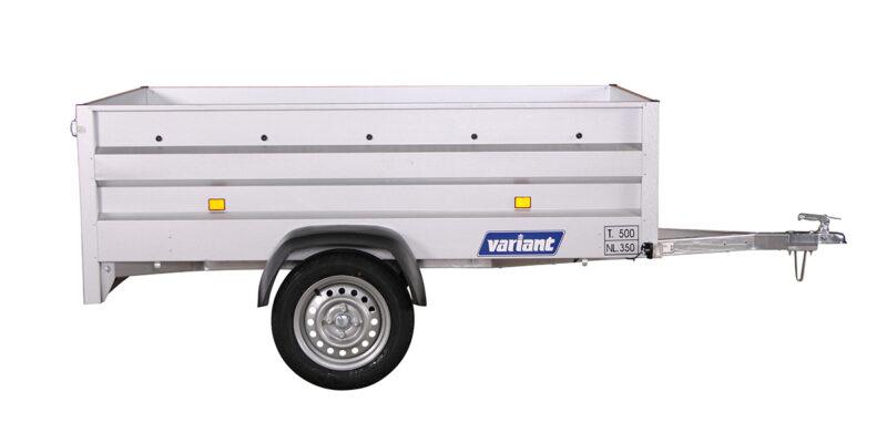 Variant 220 XL 500-750kg Fritidstrailer