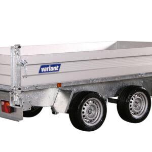Variant 3017 TB 3-vejstiptrailer 1600-3000kg