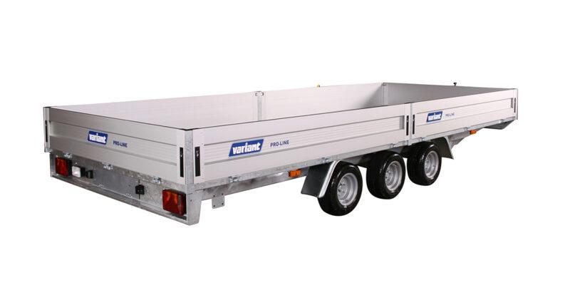 Variant 3321 P5 3-akslet Trailer 2700-3500kg