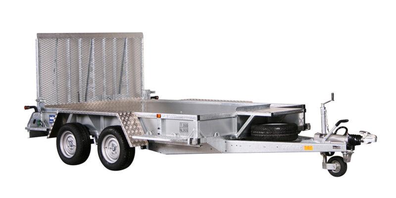 Variant 3518 M3 Maskintrailer 2700-3500kg