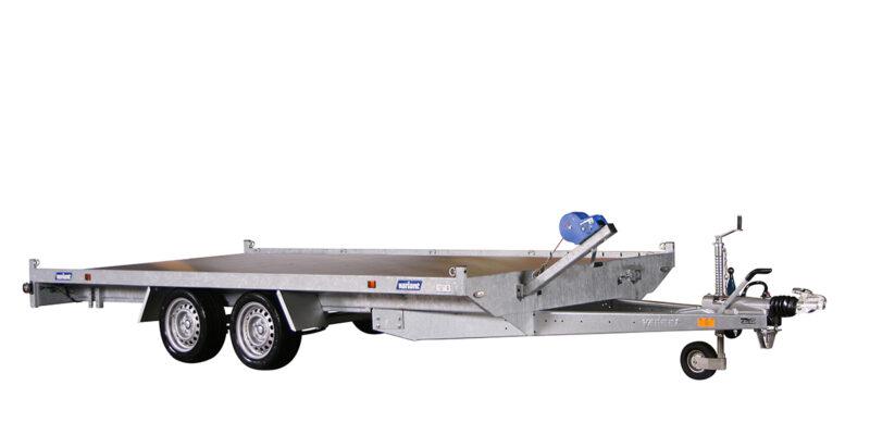 Variant 3521 L4 Ladtrailer 2700-3500kg