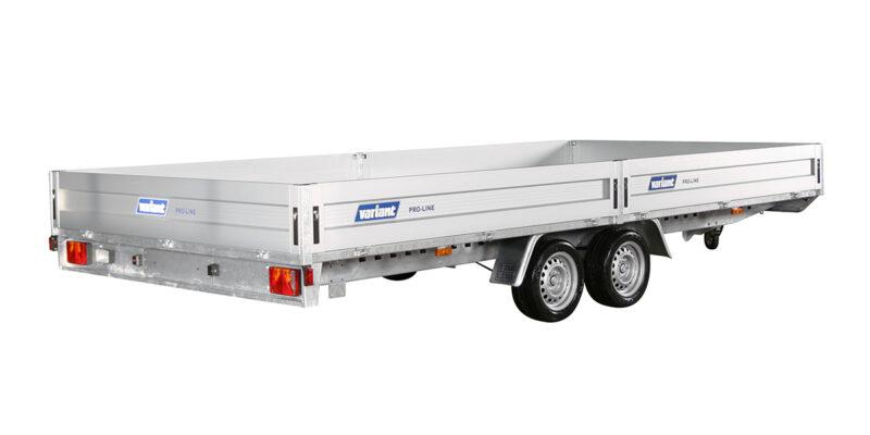 Variant 3525 P5 Pro-line Trailer 2700-3500kg
