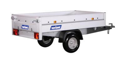 Variant 503 DS1 500-750kg Fritidstrailer