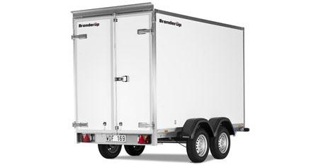 Brenderup trailer 7300 TBD 1600 kg