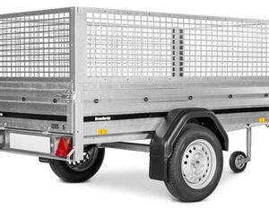 Netsider 50 cm til Brenderup trailer 1205