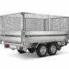 Netsider 80 cm Brenderup trailer kort 3-vejs tip