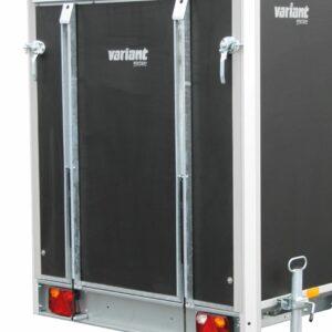 Variant 2005 C3 Edition Cargotrailer 1100-2000kg med rampe