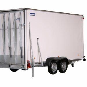 Variant 2705 CVB35 Cargotrailer 1600-2700kg med rampe